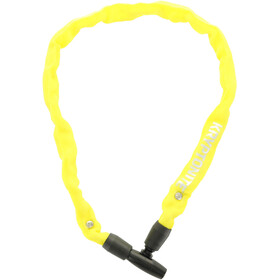 Kryptonite Keeper 465 Chain Lock yellow
